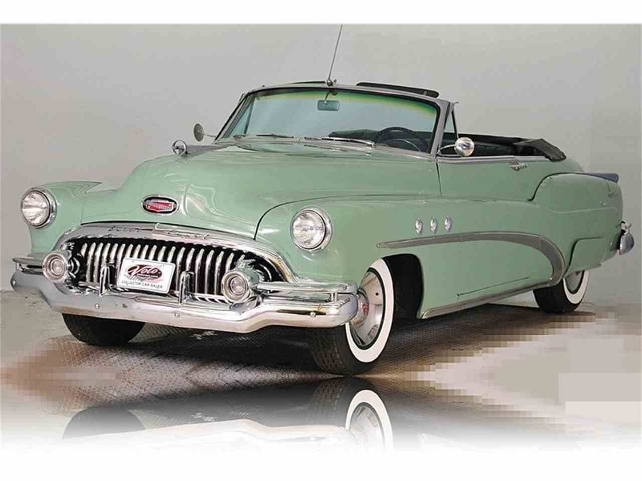 Large Picture of Classic '52 Buick Super - CJYQ