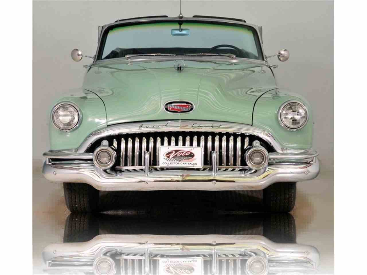 Large Picture of Classic '52 Buick Super Offered by Volo Auto Museum - CJYQ