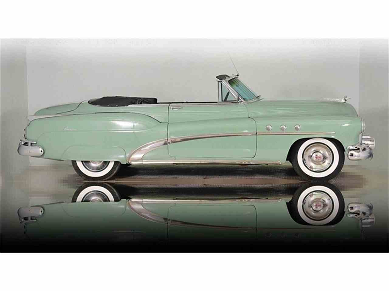 Large Picture of Classic '52 Buick Super located in Volo Illinois Offered by Volo Auto Museum - CJYQ