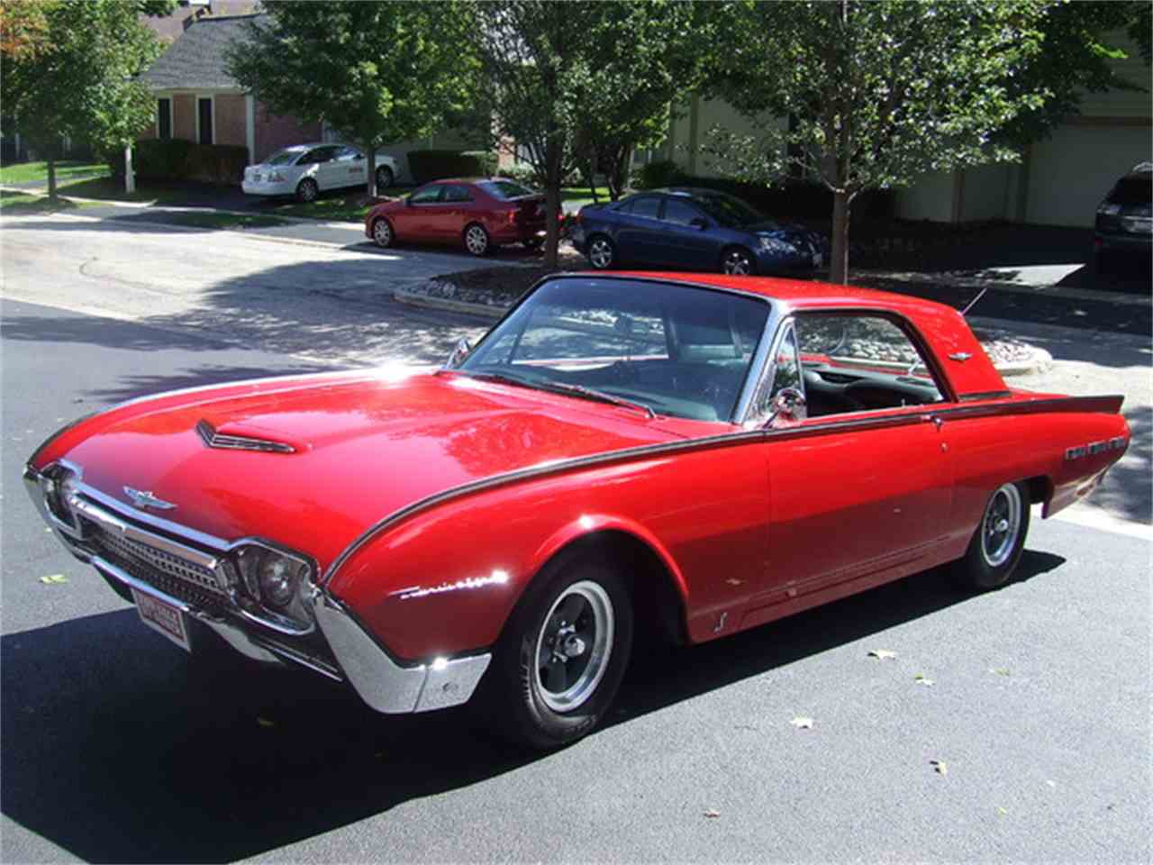 Large Picture of '62 Thunderbird - CJYS