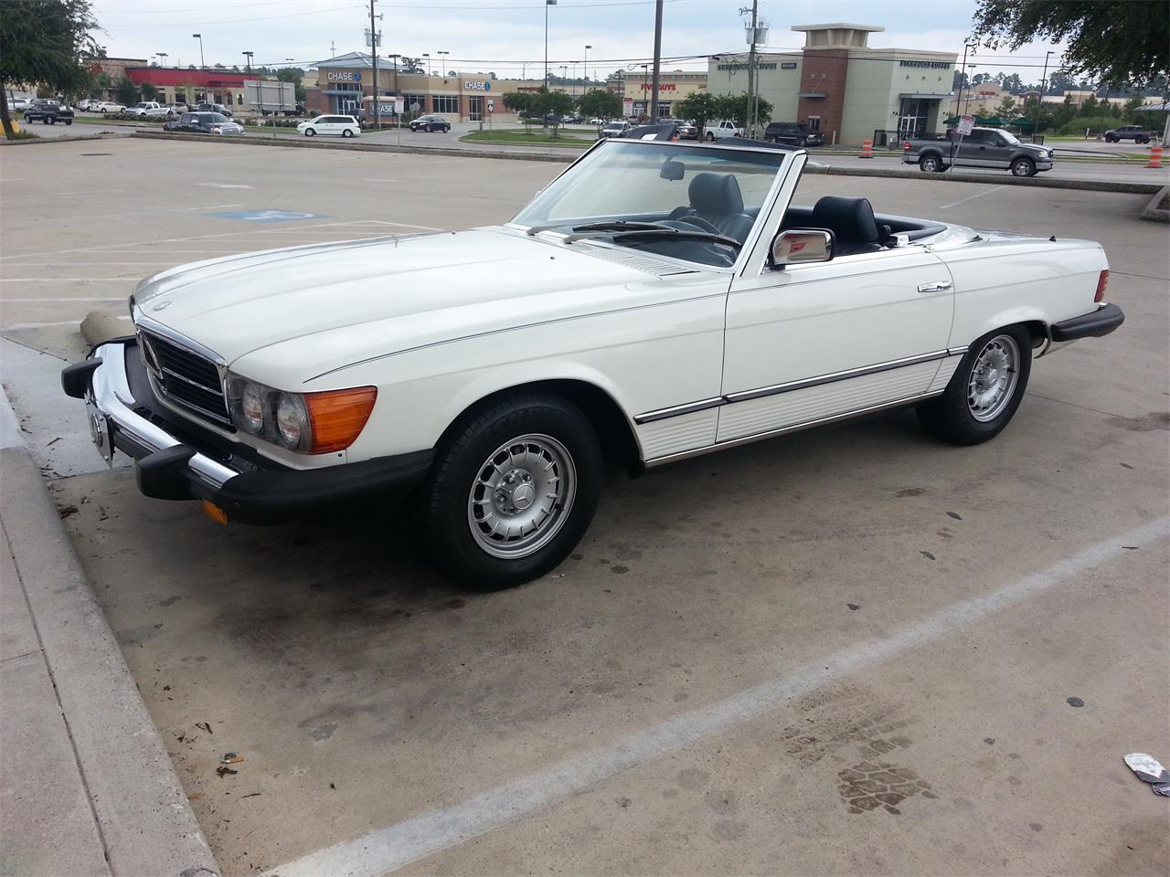 Large Picture of '84 380SL - CKDA