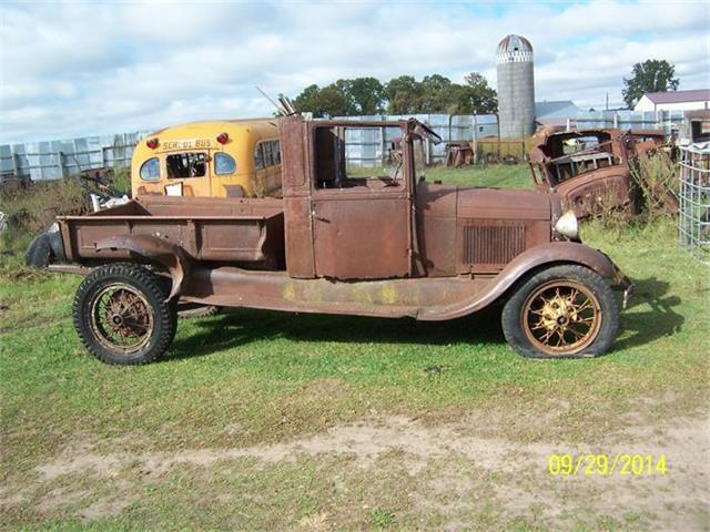 Picture of Classic '28 Ford 1-1/2 Ton Pickup Offered by  - CKUO