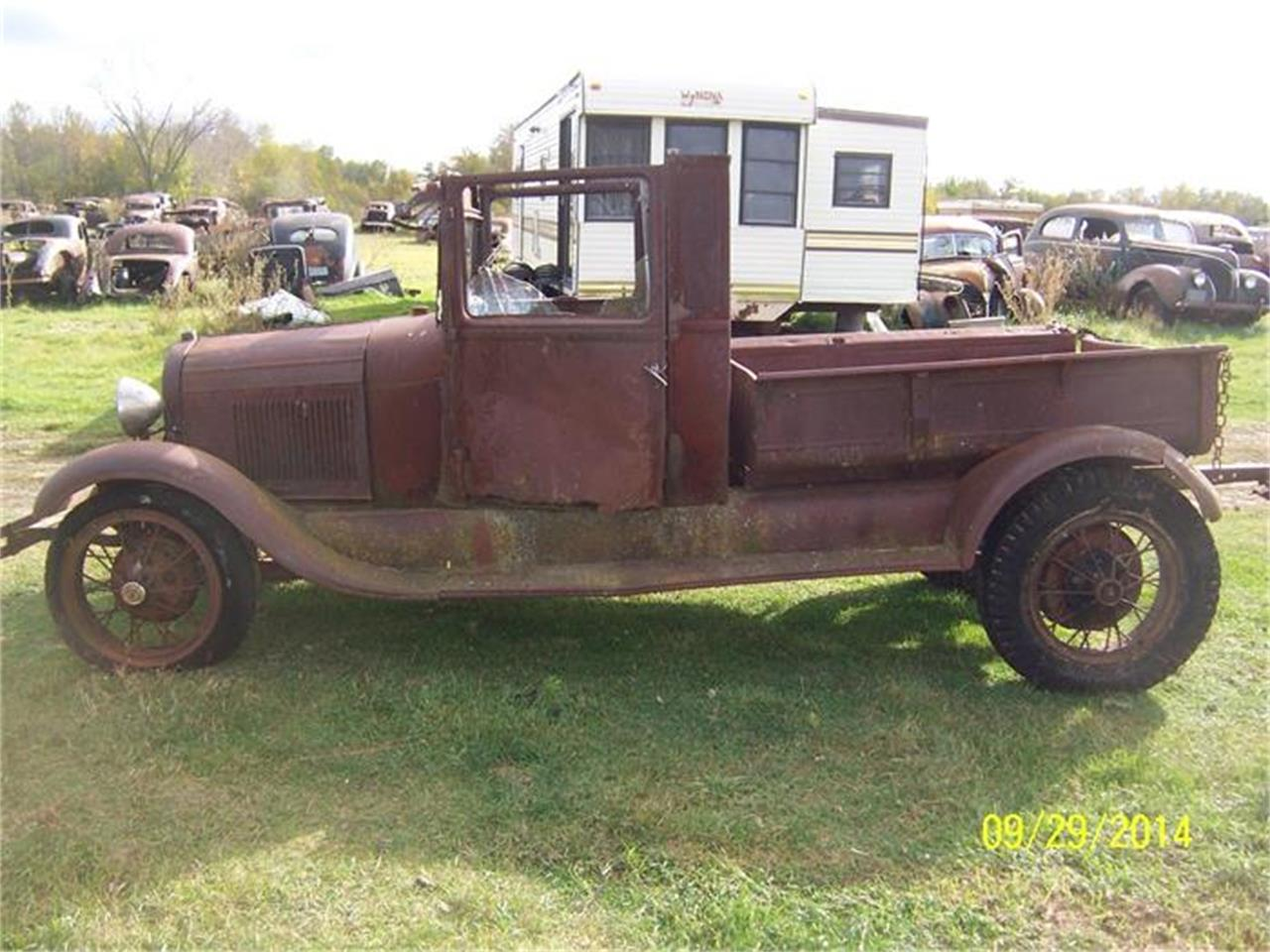 Large Picture of '28 1-1/2 Ton Pickup - CKUO