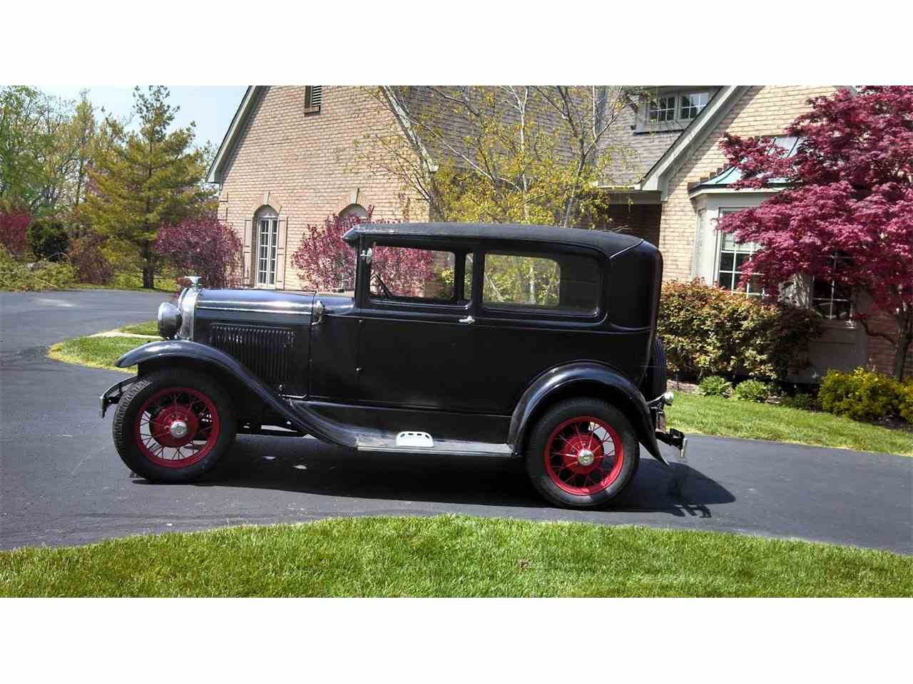 Large Picture of '31 Model A - CL05
