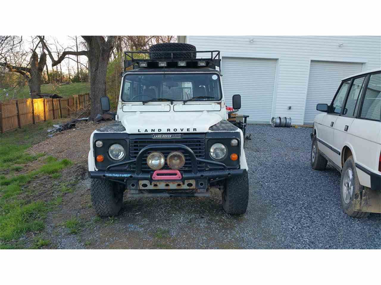Large Picture of '86 Defender - CL9G