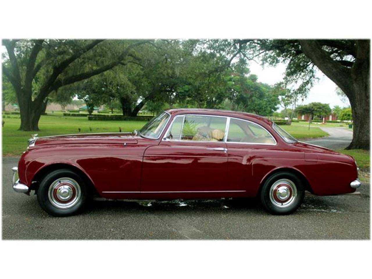 Large Picture of Classic '60 Bentley S2 located in North Miami Florida - CLYL