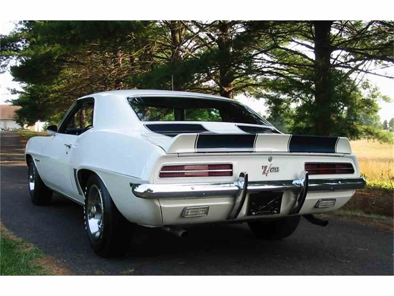 Large Picture of '69 Camaro Z28 - CM5Y
