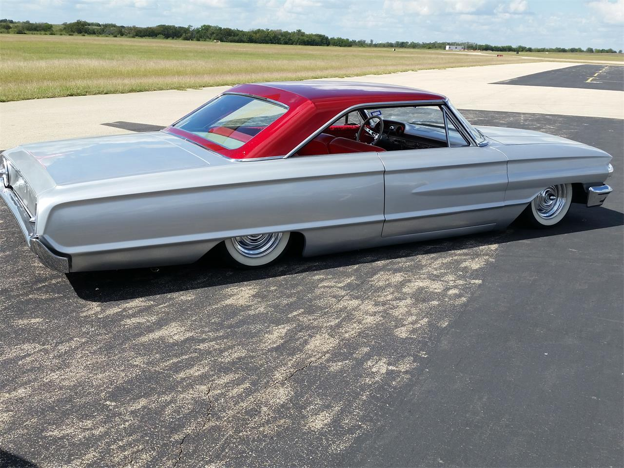 Large Picture of Classic 1964 Ford Galaxie located in Austin Texas - CM99
