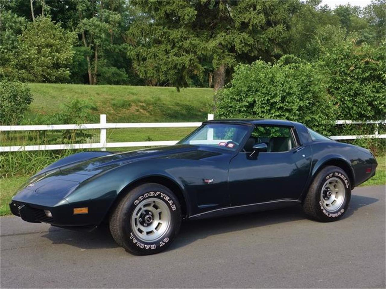 Large Picture of '79 Corvette - CMEP