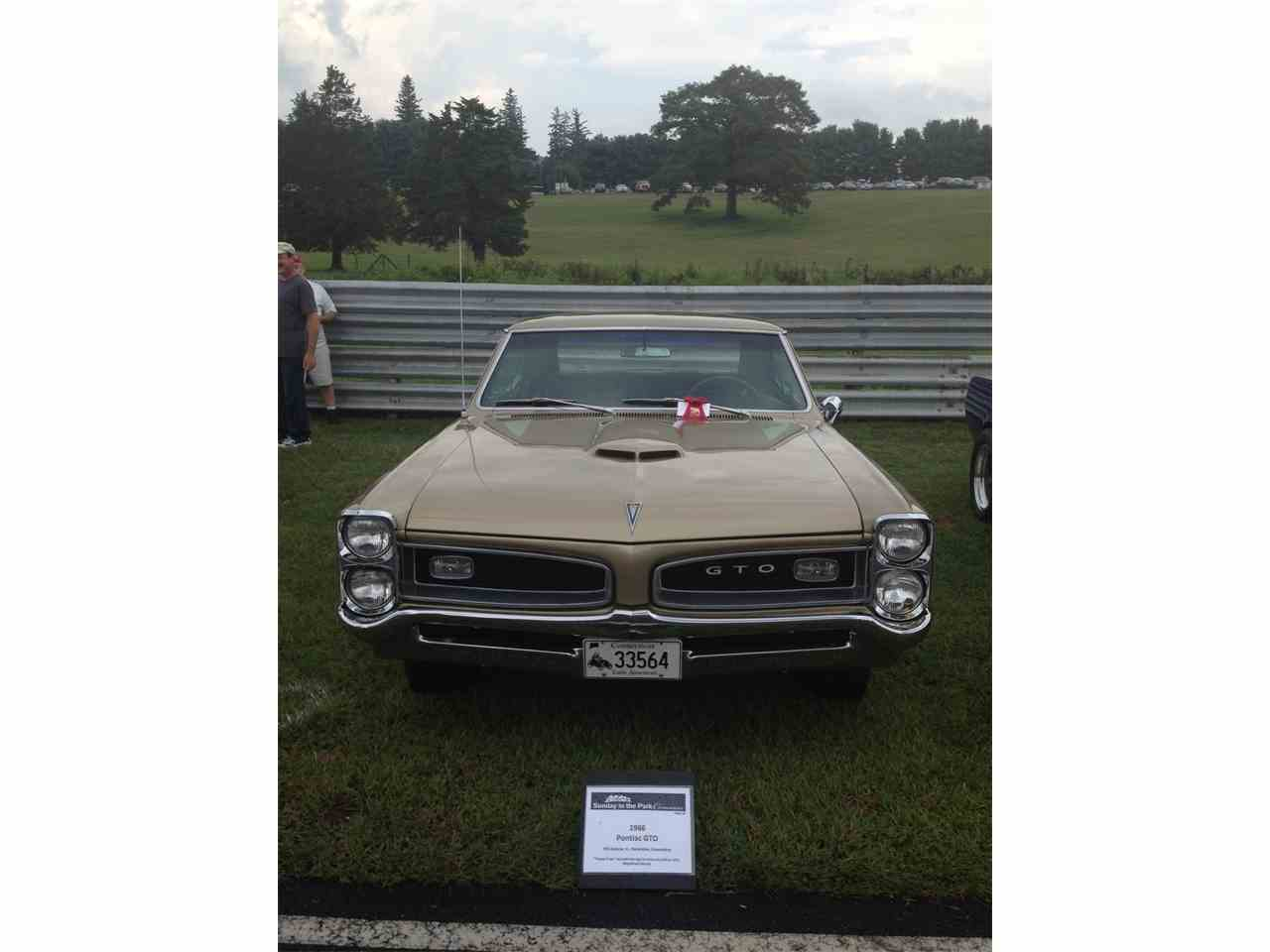 Large Picture of '66 GTO - CMGZ