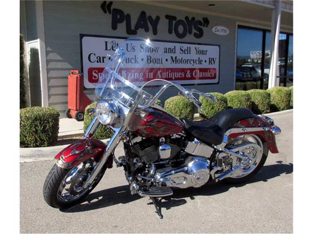 For Sale: 2005 Harley-Davidson Fat Boy in Redlands, California