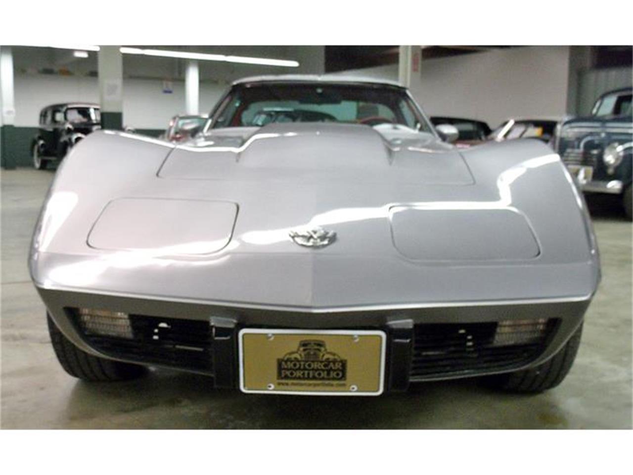 Large Picture of '78 Corvette - CMZE