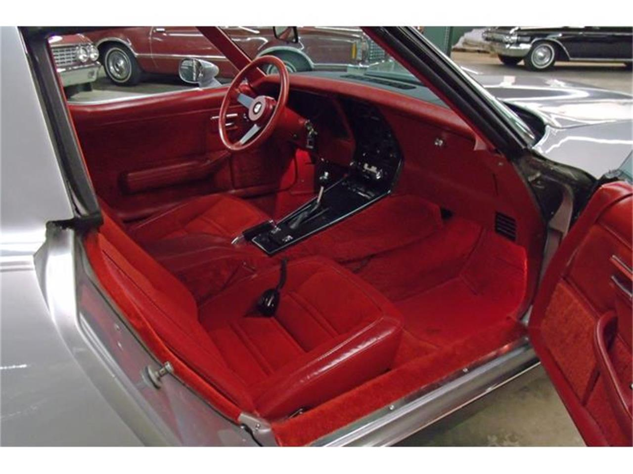 Large Picture of '78 Corvette located in Canton Ohio Offered by Motorcar Portfolio - CMZE