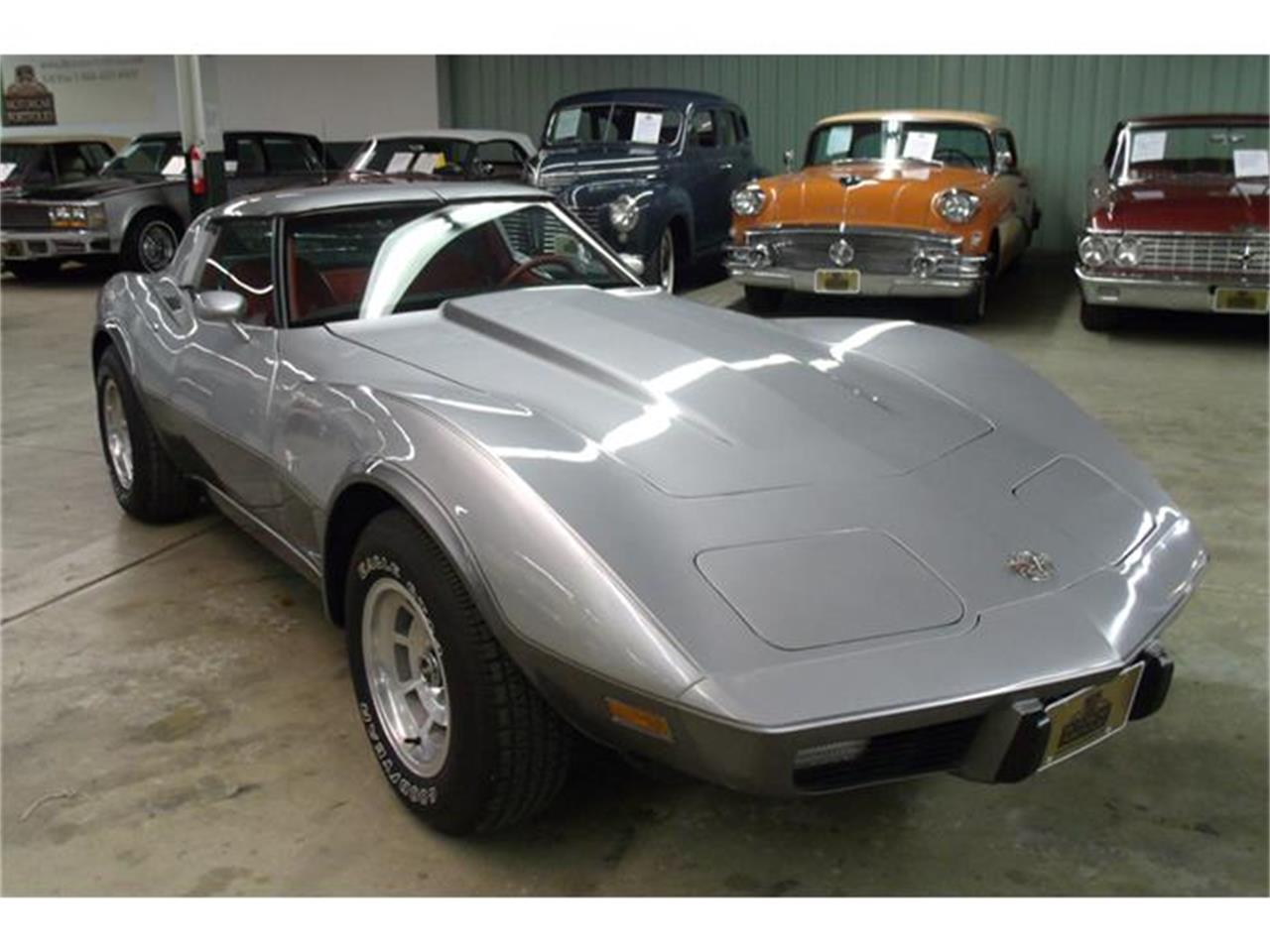 Large Picture of '78 Chevrolet Corvette located in Canton Ohio - $18,900.00 Offered by Motorcar Portfolio - CMZE