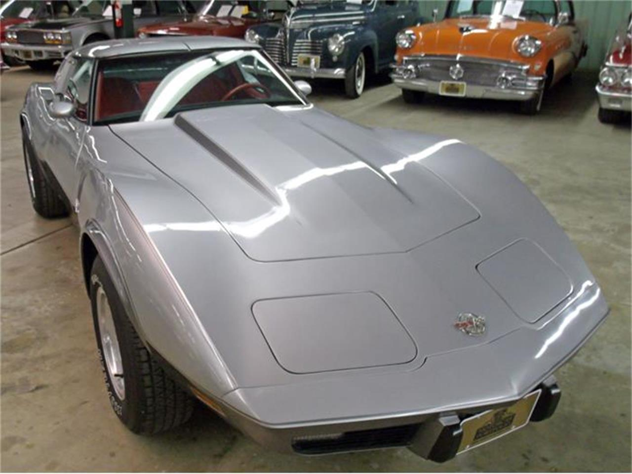 Large Picture of 1978 Corvette - $18,900.00 Offered by Motorcar Portfolio - CMZE