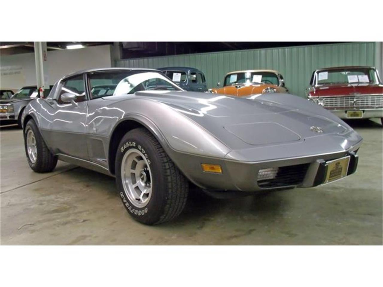 Large Picture of '78 Chevrolet Corvette located in Ohio Offered by Motorcar Portfolio - CMZE