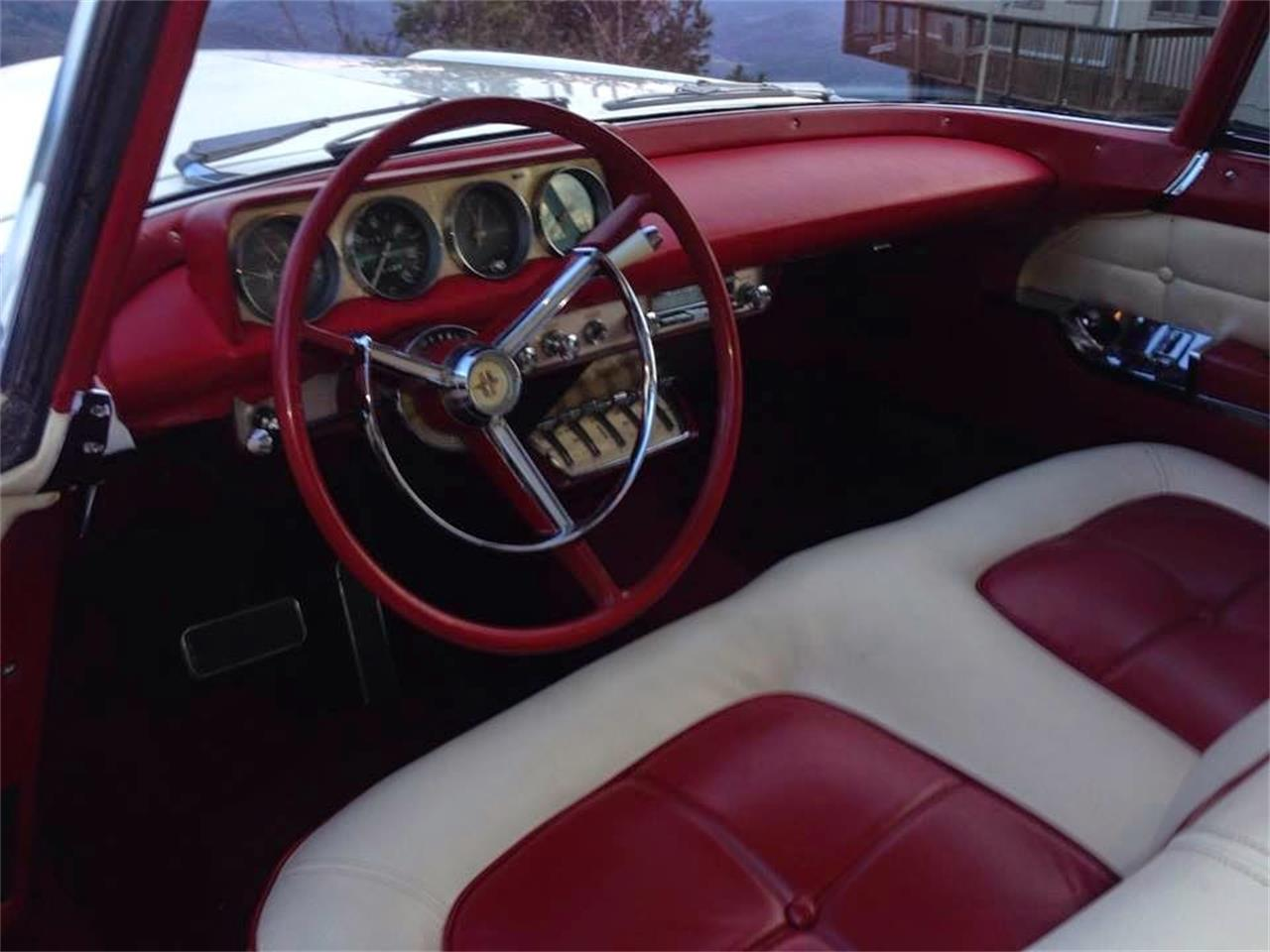 Large Picture of '56 Continental Mark II - CN05