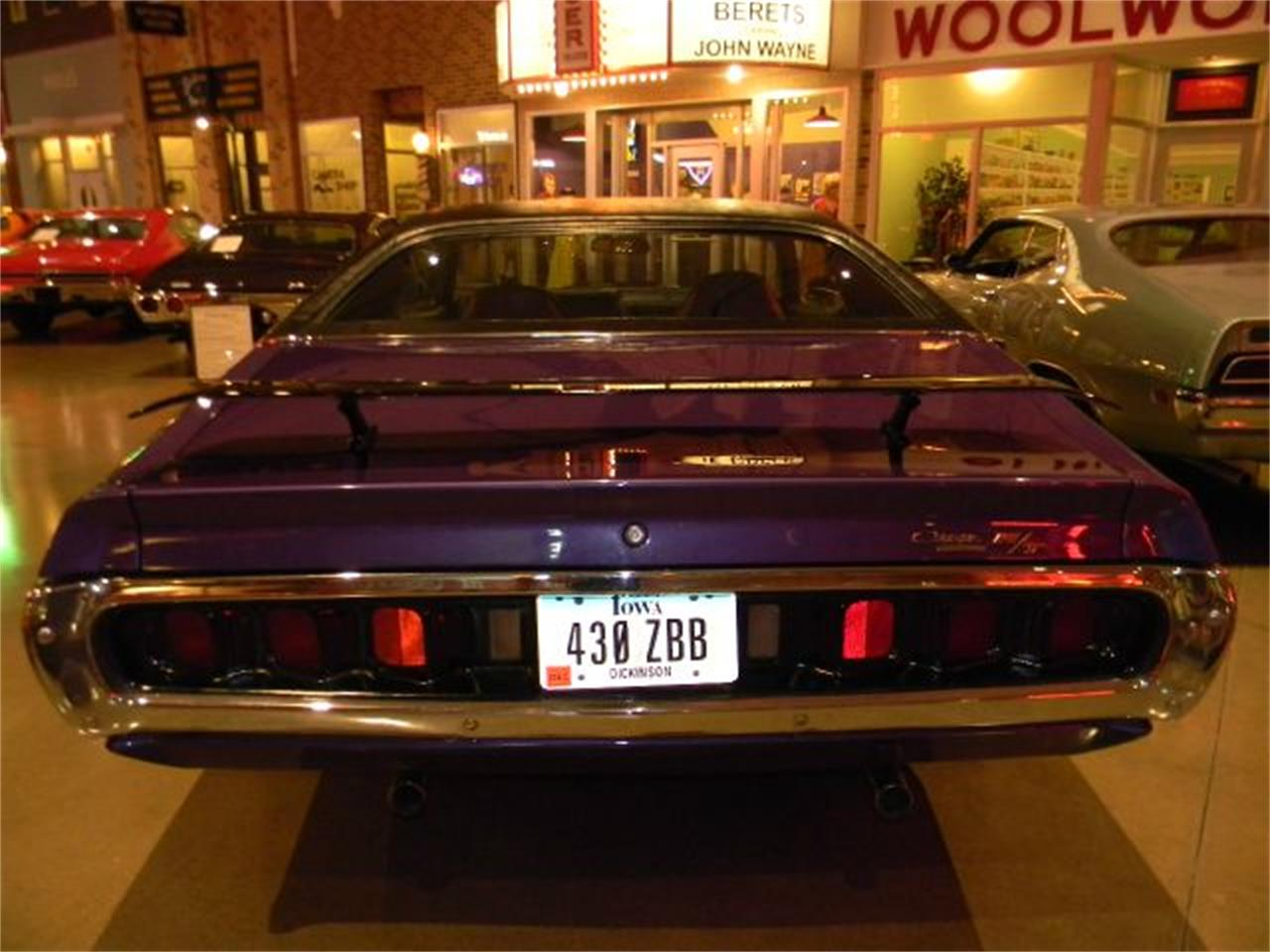 Large Picture of Classic '71 Charger located in Iowa - $51,900.00 Offered by Okoboji Classic Cars LLC  - CN1J
