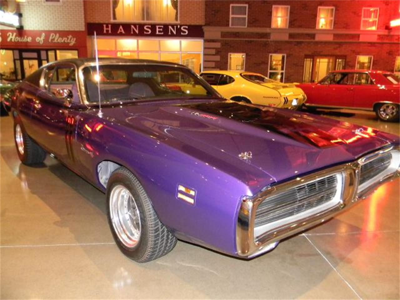 Large Picture of Classic '71 Dodge Charger - $51,900.00 Offered by Okoboji Classic Cars LLC  - CN1J