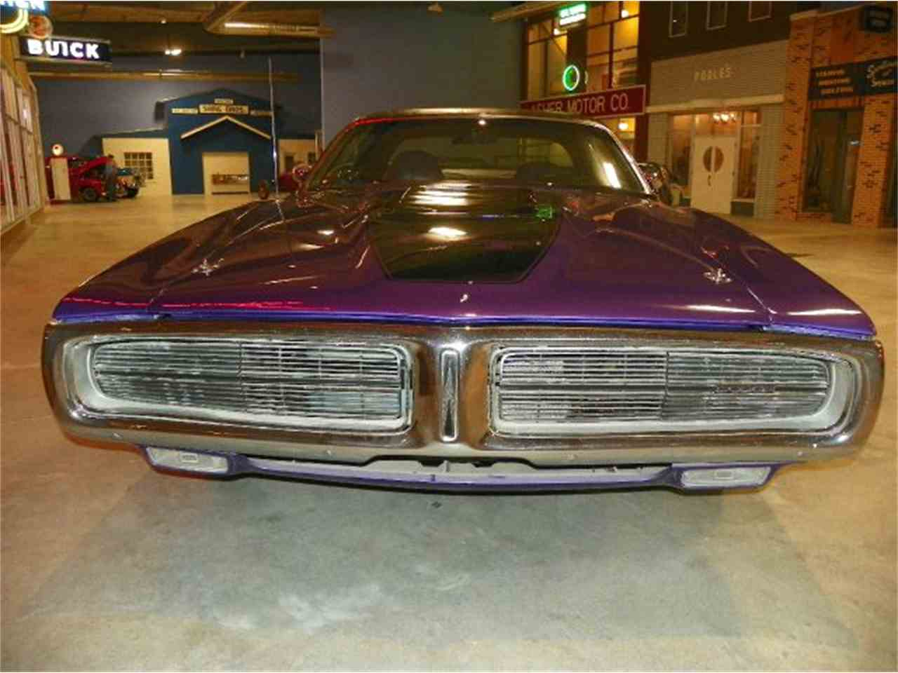 Large Picture of '71 Charger - CN1J
