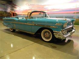 Picture of Classic '58 Chevrolet Impala Offered by Okoboji Classic Cars LLC  - CN1N