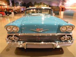 Picture of '58 Impala located in West Okoboji Iowa - $145,000.00 Offered by Okoboji Classic Cars LLC  - CN1N