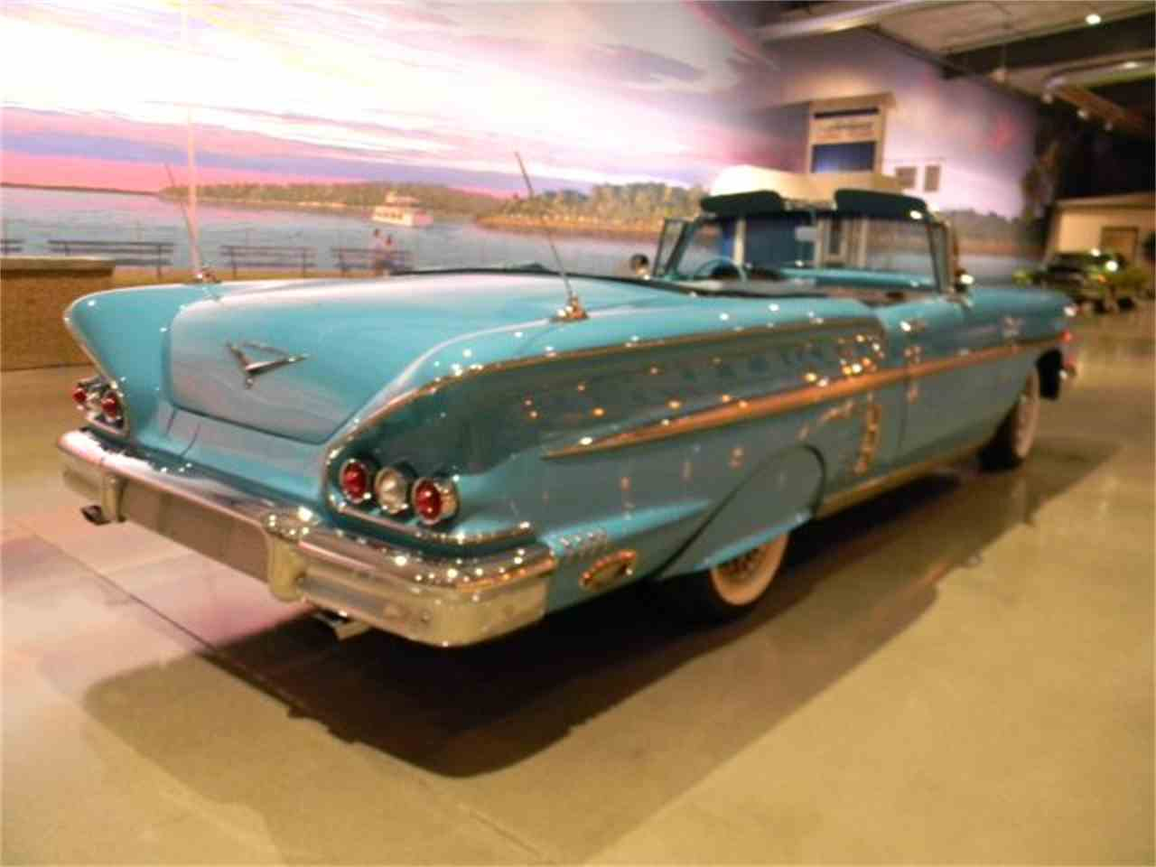 Large Picture of '58 Impala - CN1N