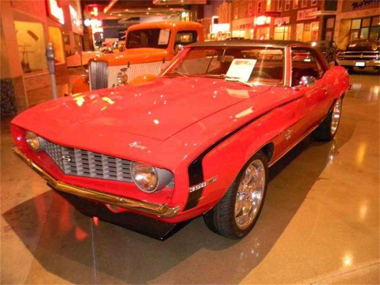1969 Chevrolet Camaro for Sale | ClassicCars.com | CC-589743