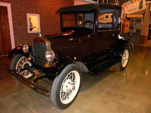 Picture of Classic '27 Ford Model T located in Iowa - $15,500.00 - CN22