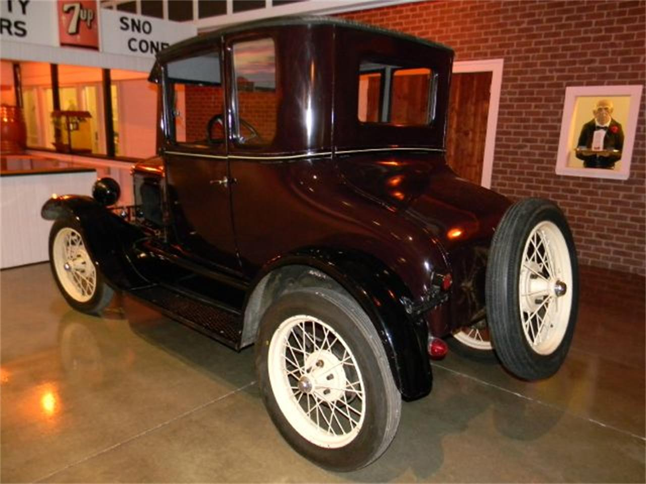 Large Picture of '27 Model T - CN22