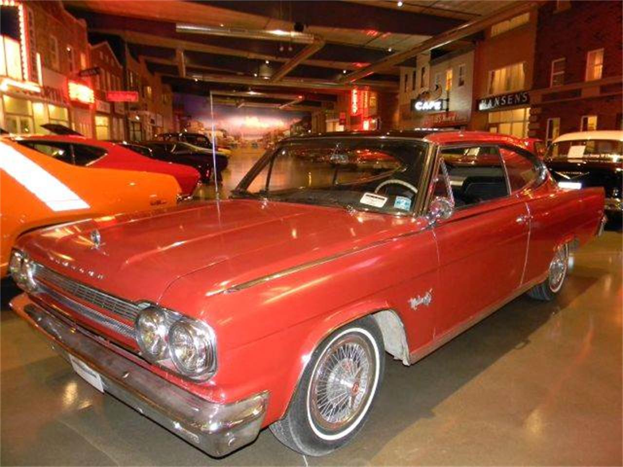 Large Picture of Classic 1965 Rambler located in Iowa Offered by Okoboji Classic Cars LLC  - CN29