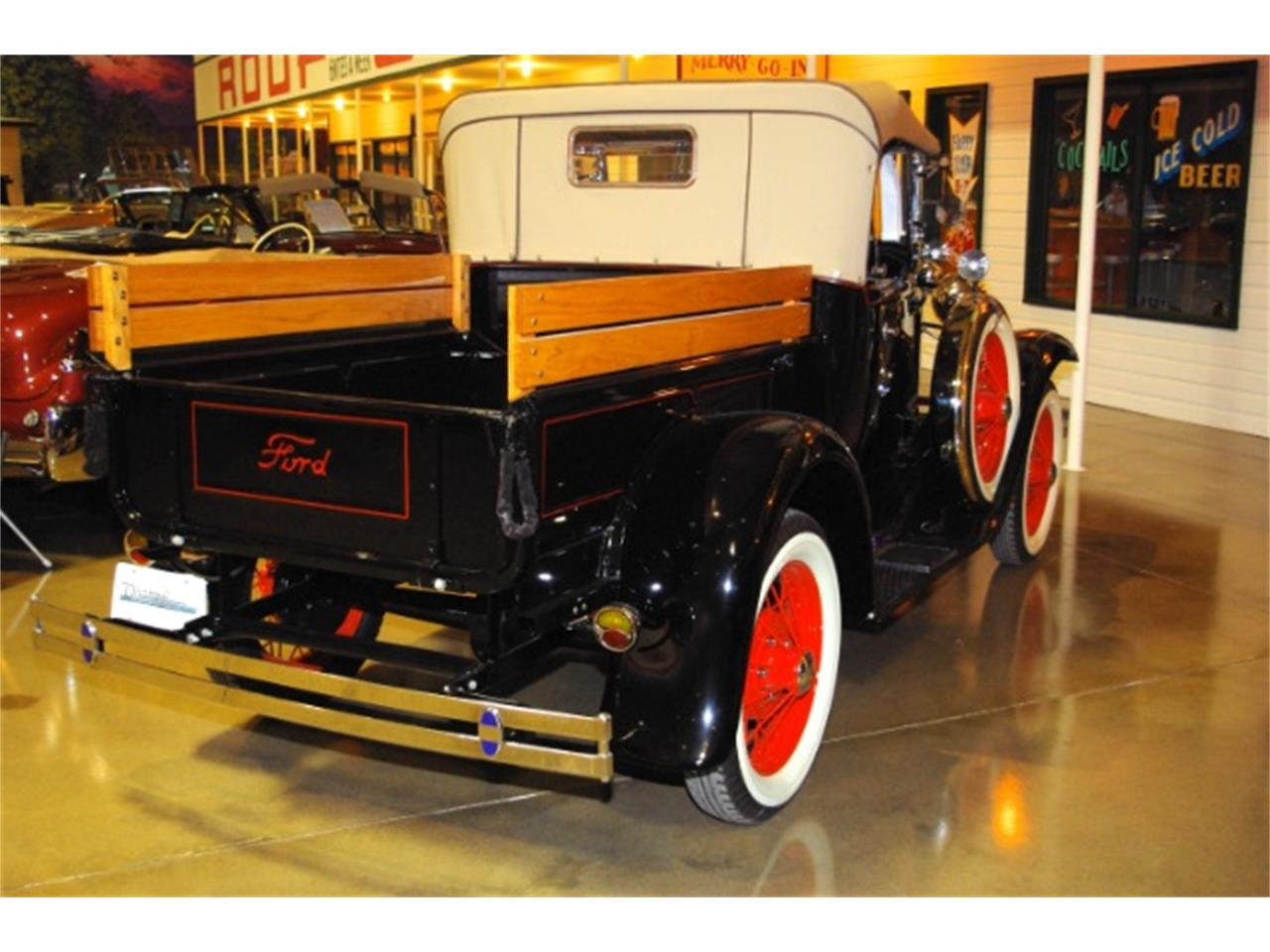 Large Picture of '31 Ford Model A - CN2R