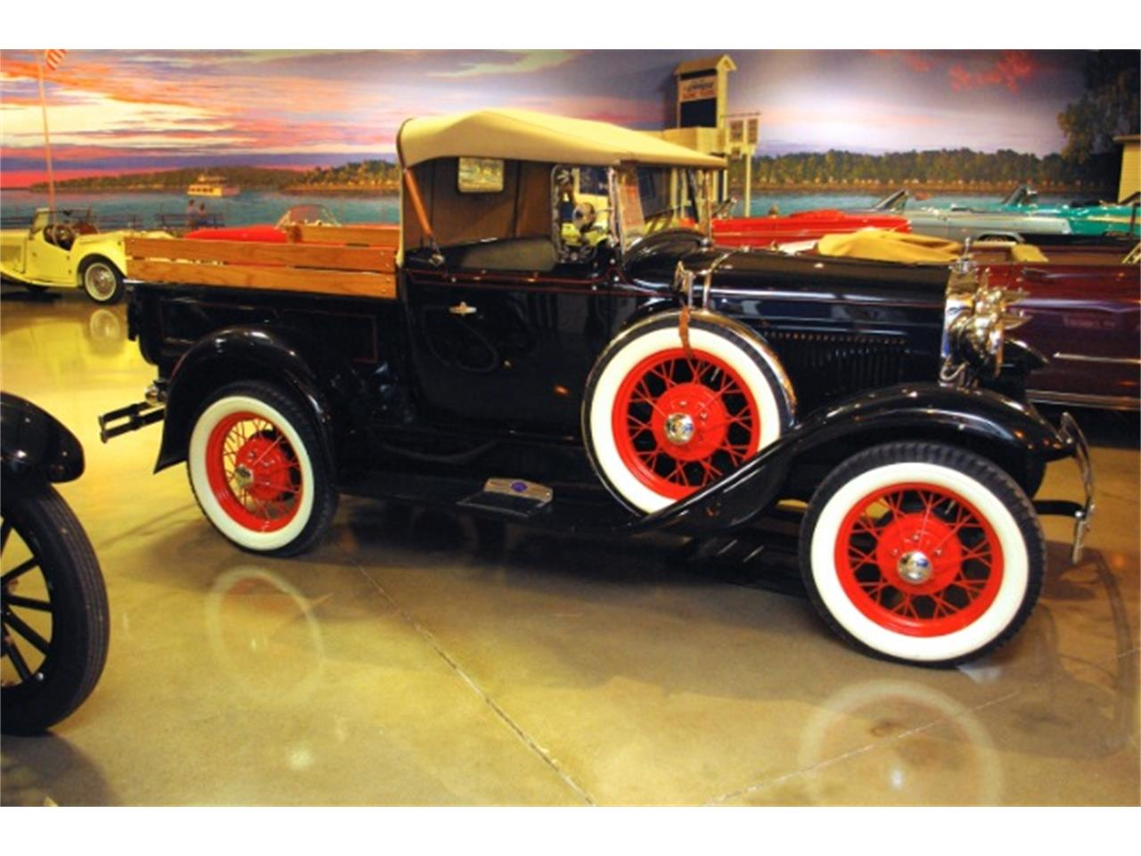 Large Picture of Classic '31 Ford Model A - CN2R