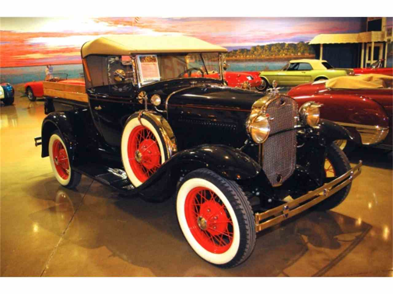 Large Picture of '31 Model A - CN2R