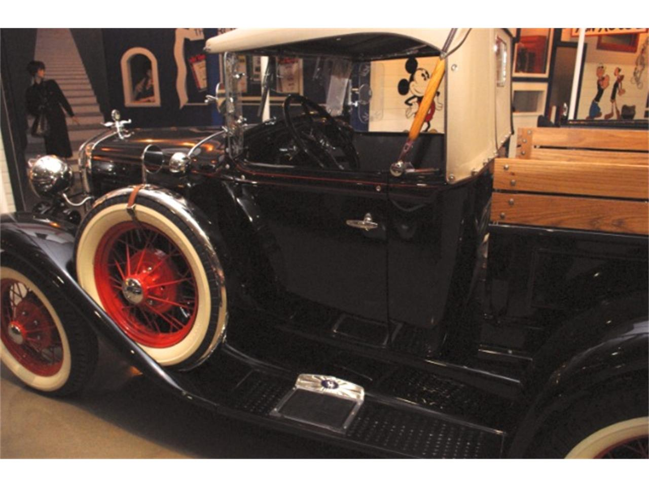 Large Picture of '31 Ford Model A located in West Okoboji Iowa Offered by Okoboji Classic Cars LLC  - CN2R