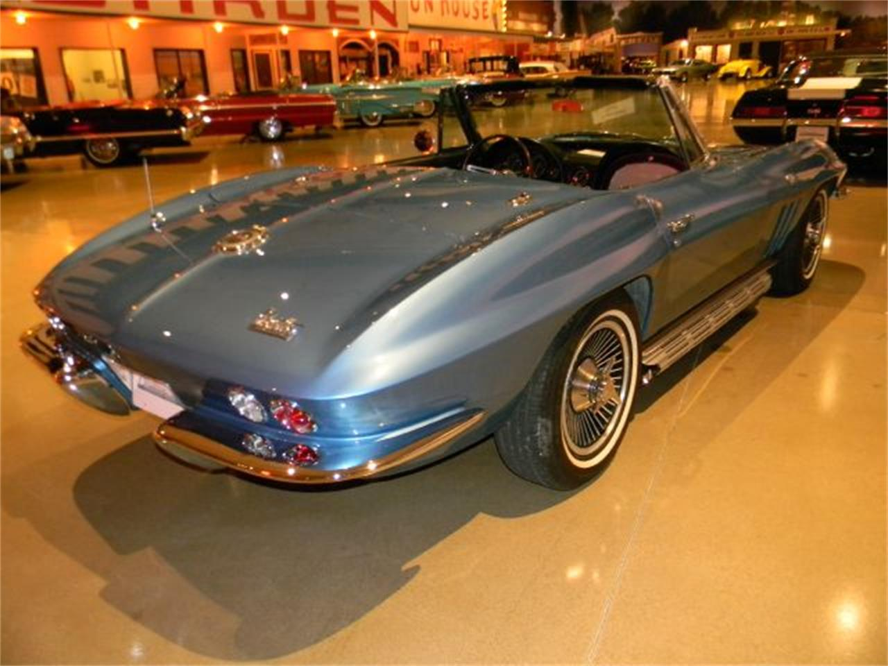 Large Picture of '66 Corvette Offered by Okoboji Classic Cars LLC  - CN2T