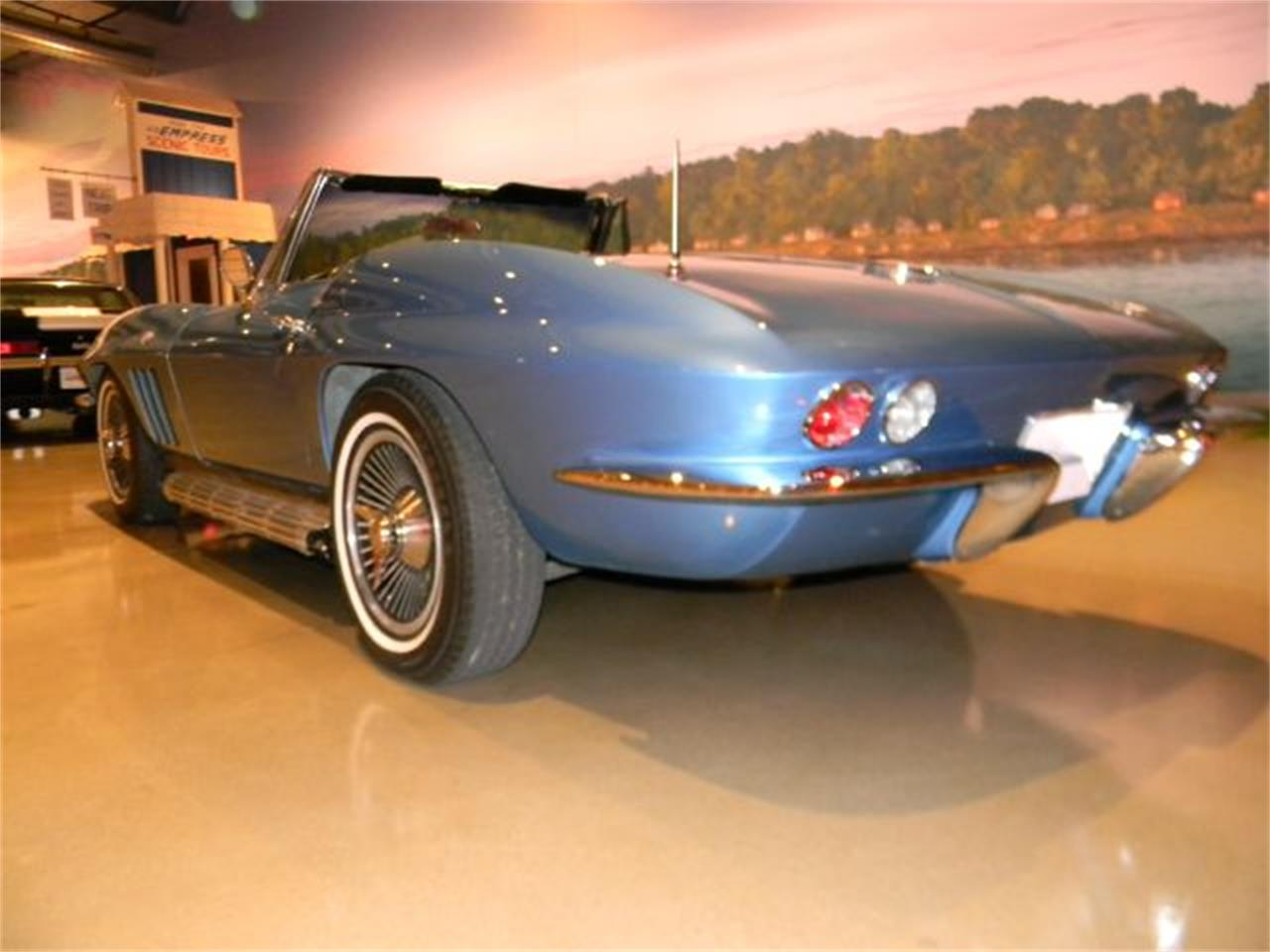 Large Picture of Classic '66 Corvette located in Iowa - $95,000.00 Offered by Okoboji Classic Cars LLC  - CN2T