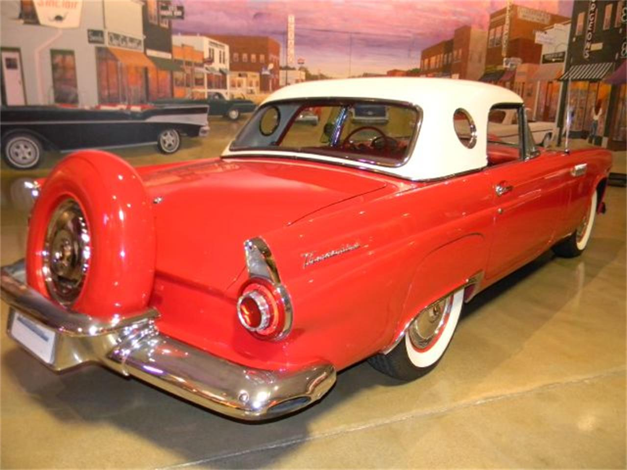 Large Picture of '56 Thunderbird - CN30