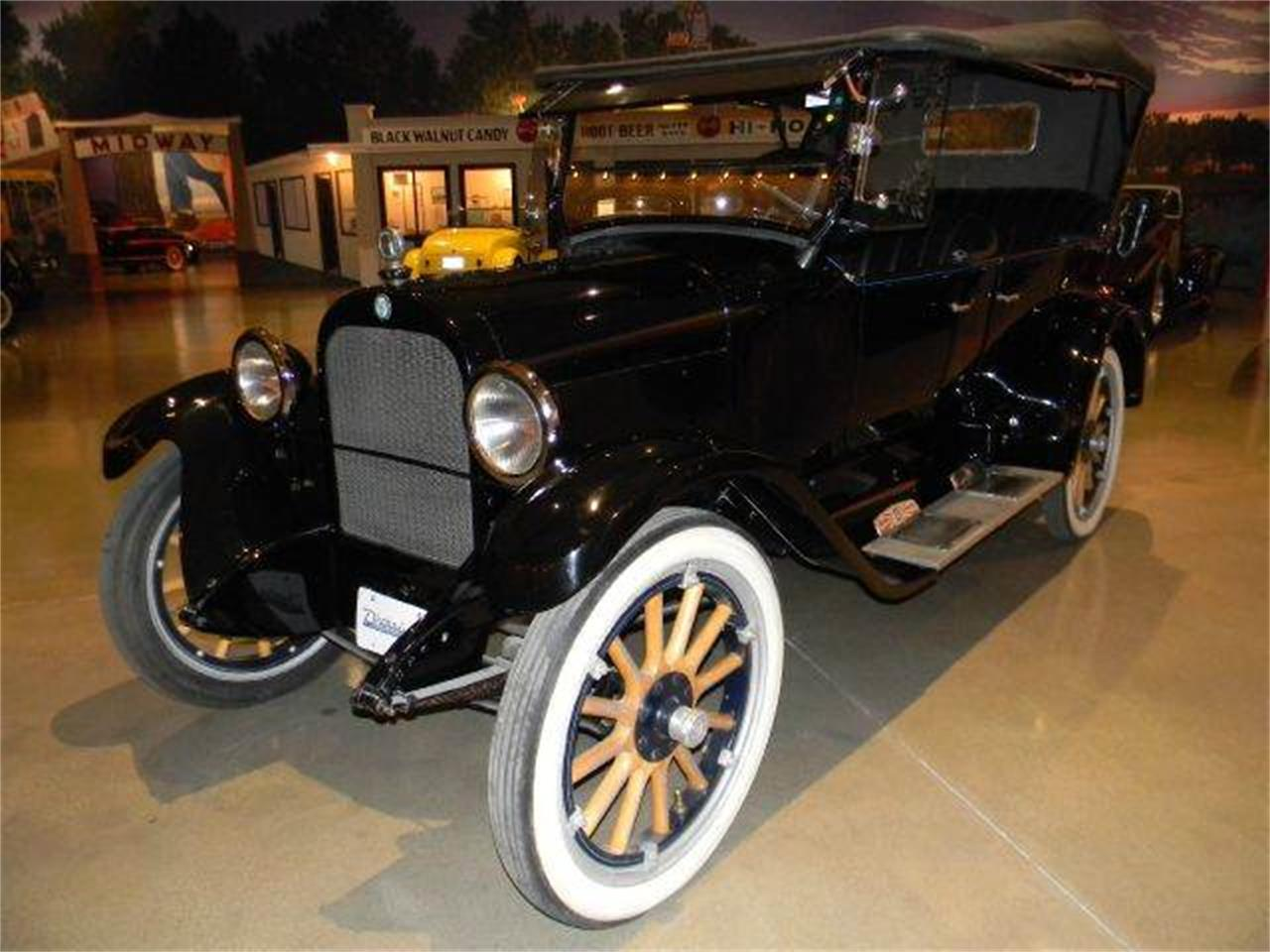 1923 dodge brothers 4 door touring for sale cc 589790. Black Bedroom Furniture Sets. Home Design Ideas
