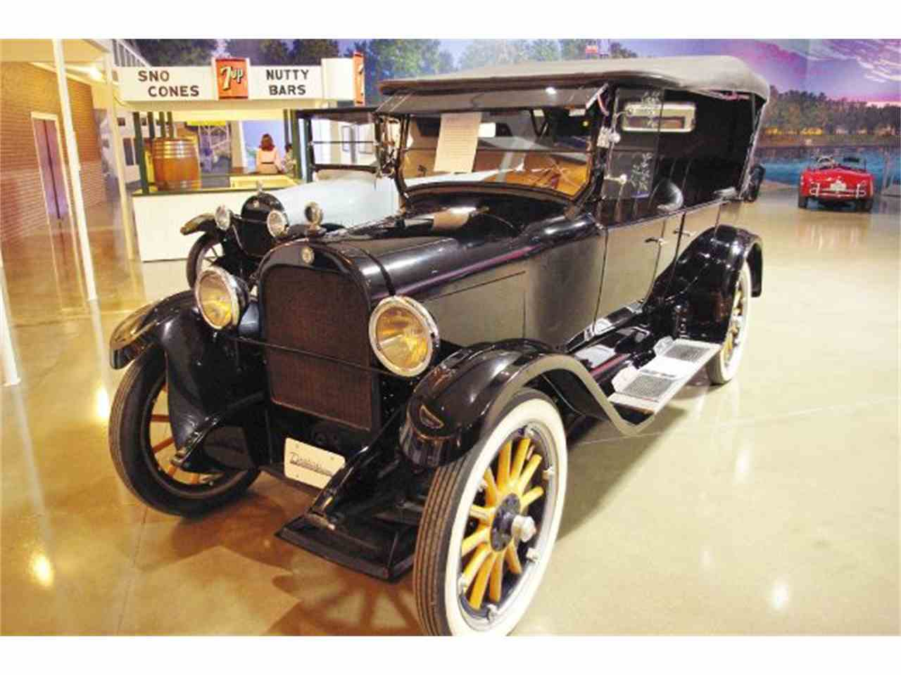 Large Picture of '23 4 Door Touring - CN32