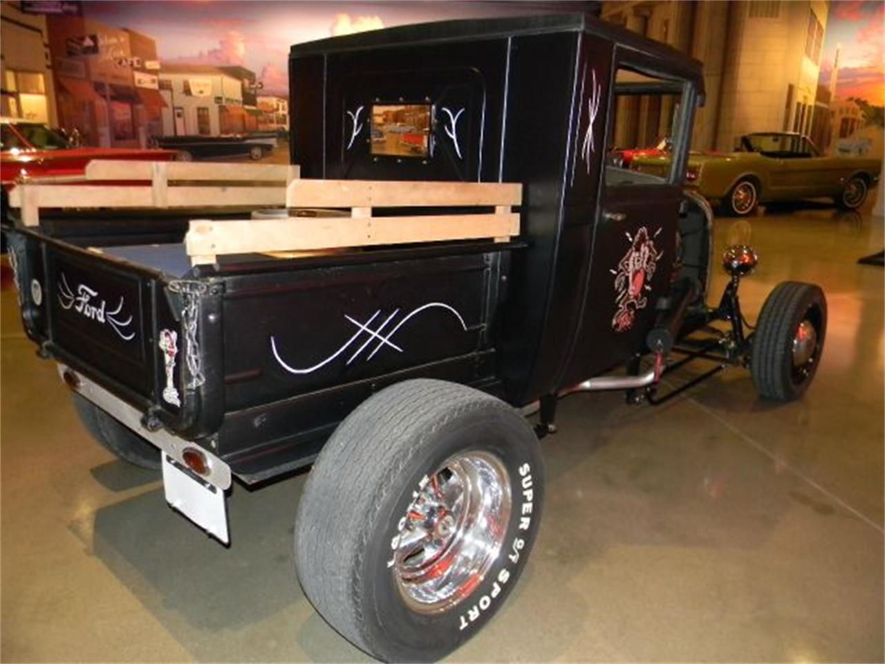 Large Picture of '28 Ford Rat Rod - $18,900.00 Offered by Okoboji Classic Cars LLC  - CN34