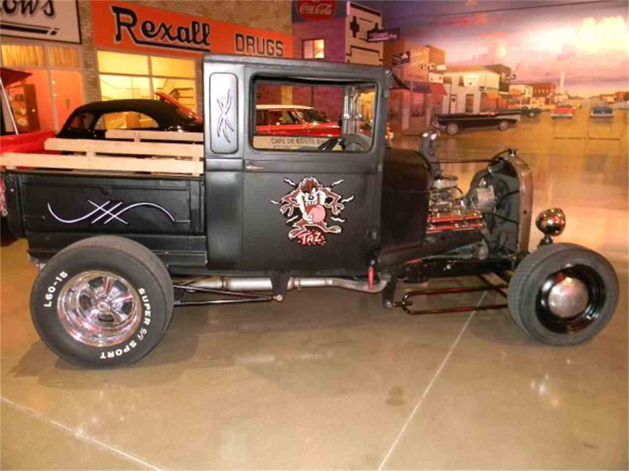 Large Picture of '28 Rat Rod - CN34