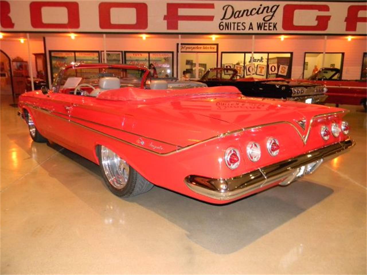 Large Picture of Classic '61 Chevrolet Impala located in West Okoboji Iowa - $145,000.00 Offered by Okoboji Classic Cars LLC  - CN38