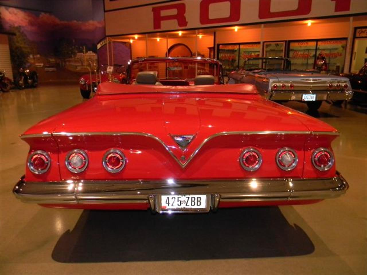 Large Picture of '61 Chevrolet Impala located in West Okoboji Iowa Offered by Okoboji Classic Cars LLC  - CN38