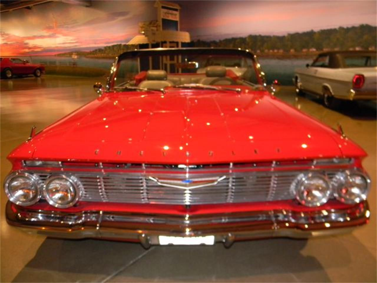 Large Picture of 1961 Impala located in Iowa - $145,000.00 - CN38