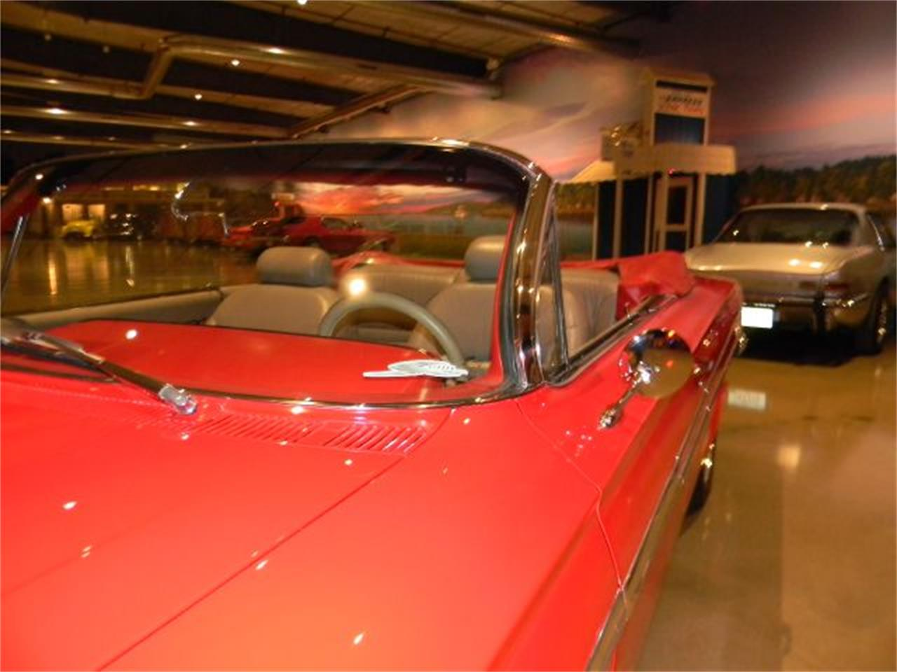 Large Picture of Classic '61 Chevrolet Impala - $145,000.00 Offered by Okoboji Classic Cars LLC  - CN38
