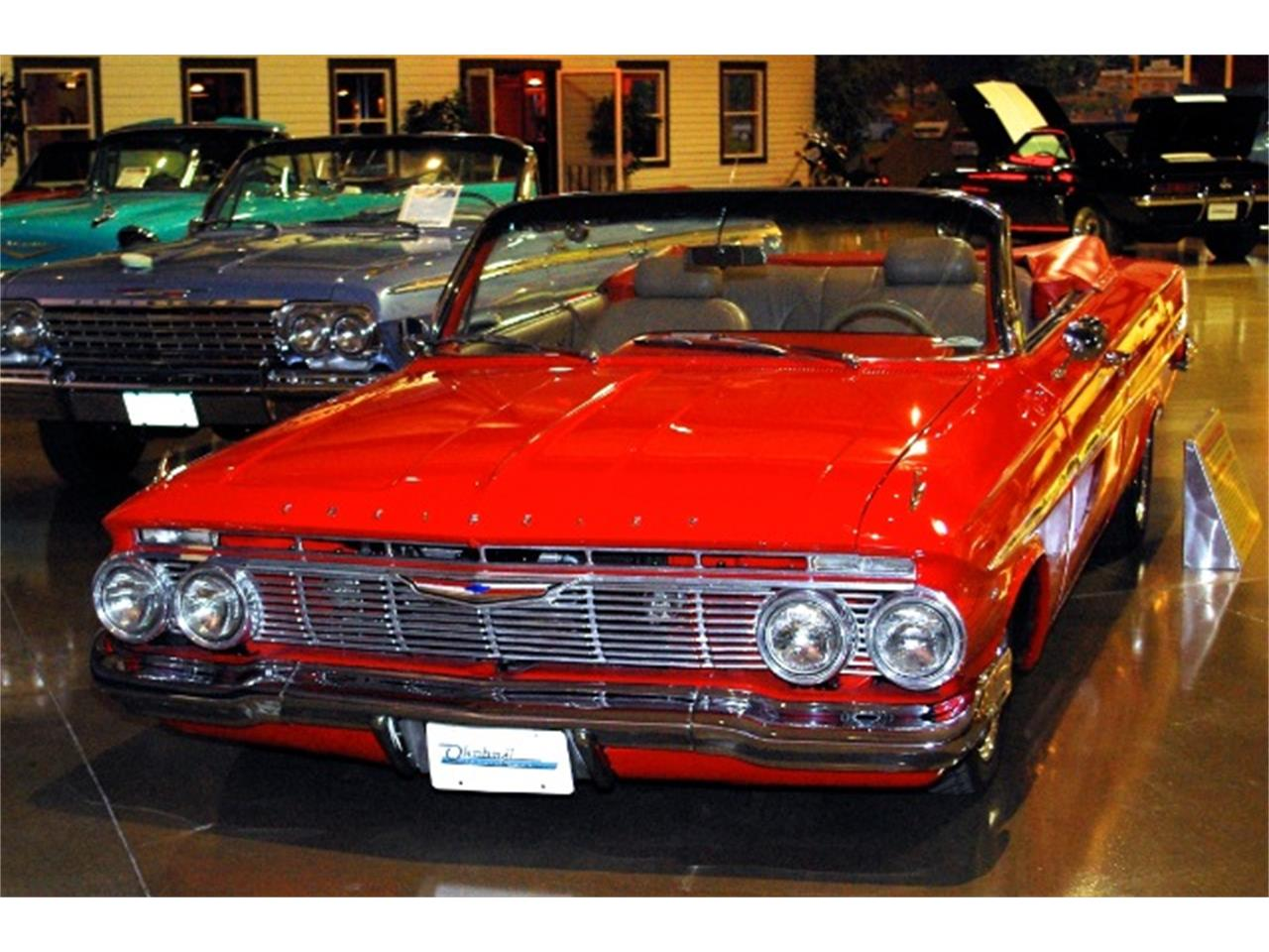 Large Picture of Classic '61 Impala - $145,000.00 - CN38