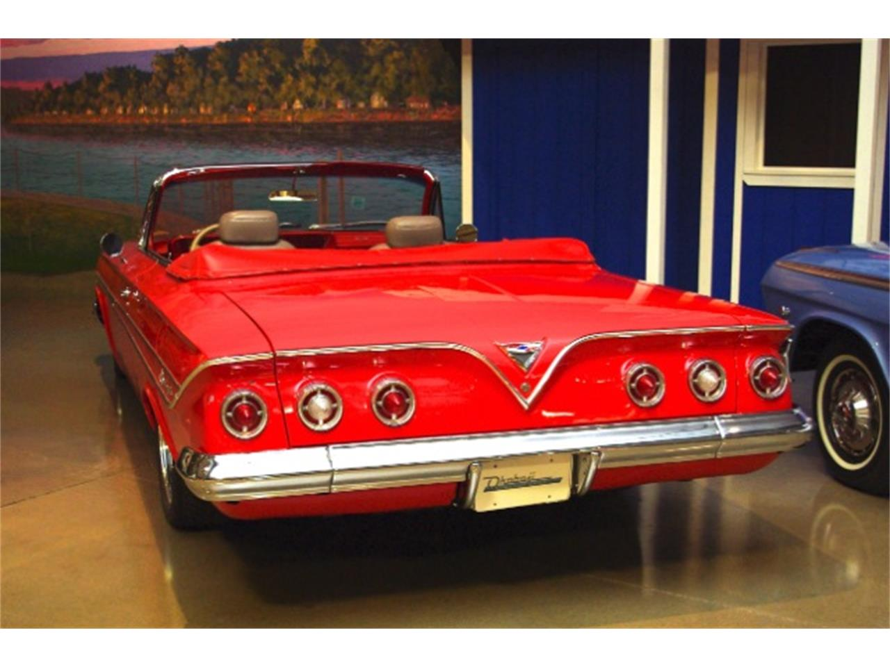 Large Picture of 1961 Chevrolet Impala Offered by Okoboji Classic Cars LLC  - CN38