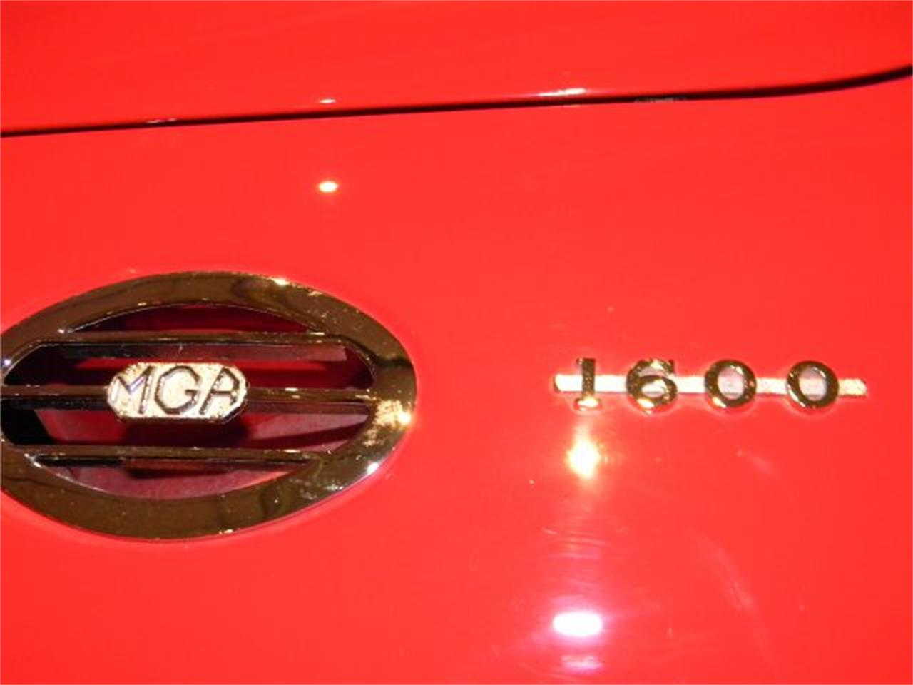 Large Picture of '60 MGA - CN3A