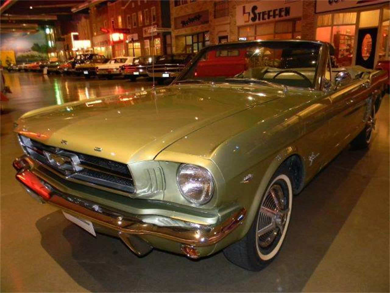 Large Picture of Classic 1965 Mustang located in Iowa Offered by Okoboji Classic Cars LLC  - CN3B